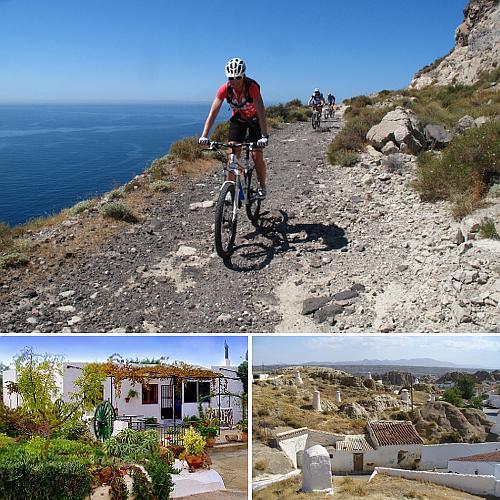 Bildergalerie Almeria Mountainbikereise