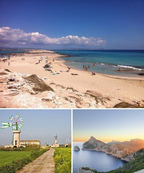 Bildergalerie Inselhoppingreise Mallorca & Formentera