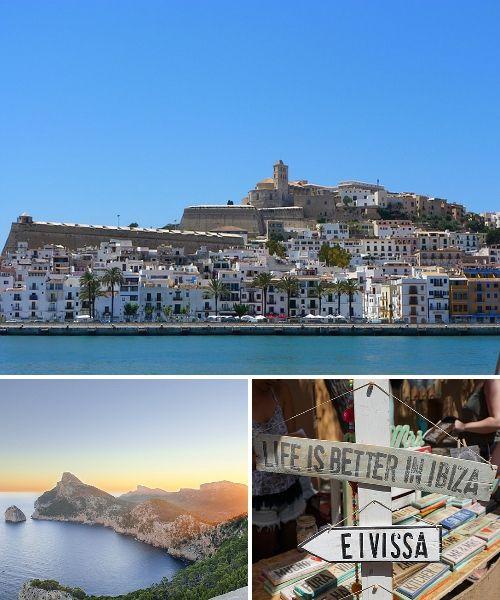 Bildergalerie Inselhoppingreise Mallorca & Ibiza
