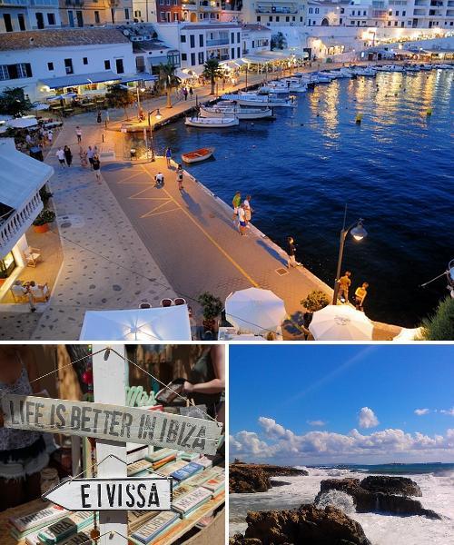 Bildergalerie Inselhoppingreise Menorca & Ibiza