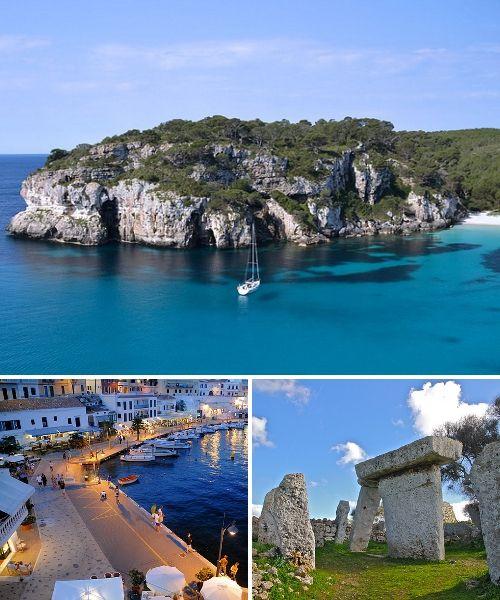 Bildergalerie Inselhoppingreise Menorca & Formentera