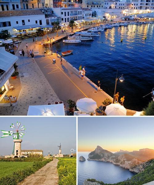 Bildergalerie Inselhoppingreise Menorca & Mallorca
