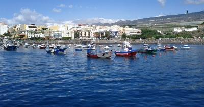 Infobild Playa de San Juan
