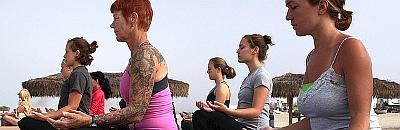 Infobild Yogareisen